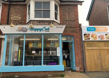 Thumbnail Restaurant/cafe for sale in Framfield Road, Uckfield