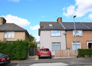 Thumbnail 3 bed end terrace house for sale in Stonard Road, Dagenham