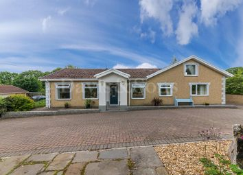 Thumbnail 5 bedroom detached bungalow for sale in Load Of Hay Road, Crumlin, Newport.
