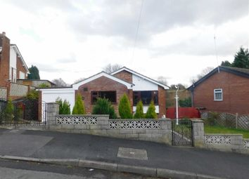 Thumbnail 2 bedroom detached bungalow for sale in Redhill Drive, Bredbury, Stockport