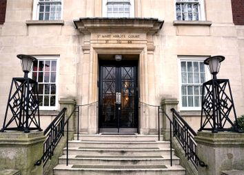Thumbnail 2 bed flat to rent in St Mary Abbots Court, Warwick Gardens