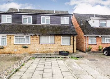 Thumbnail 2 bed semi-detached house for sale in Berners Close, Slough, Berkshire