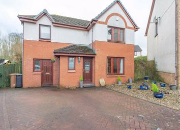 Thumbnail 4 bed detached house for sale in Meadowbank Road, Kirknewton