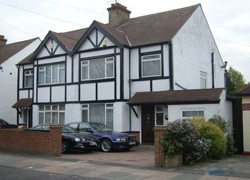 Thumbnail 1 bed maisonette to rent in Hale Drive, London