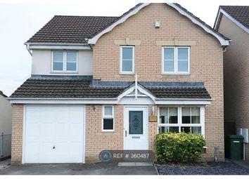 Thumbnail 4 bed detached house to rent in Coed Y Broch, Church Village