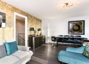 Thumbnail 2 bed flat for sale in Leeward Court, Asher Way, London