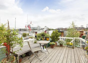 Thumbnail 1 bed houseboat for sale in Cheyne Walk, London