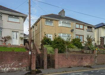 Thumbnail 4 bed semi-detached house for sale in Beaufort Road, Ebbw Vale, Blaenau Gwent