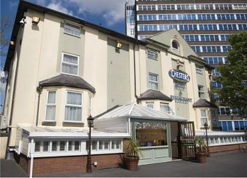Thumbnail Hotel/guest house for sale in Chester's Hotel, Chester Road, Stretford, Manchester