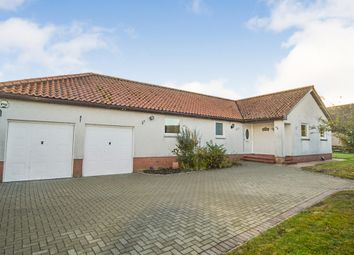 Thumbnail 4 bed detached bungalow for sale in West End, Horncliffe, Berwick Upon Tweed, Northumberland