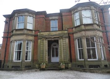 Thumbnail 1 bed flat to rent in Claremont House, Woodlands Corner, Lilford Road, Blackburn