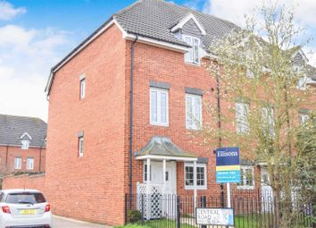 Thumbnail 4 bed property for sale in Central Road, Morden