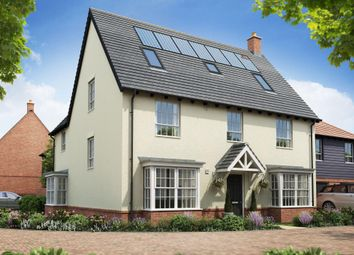 "Thumbnail 5 bed detached house for sale in ""Lancaster"" at Stansted Road, Elsenham, Bishop's Stortford"