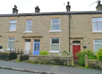 Thumbnail 3 bed terraced house for sale in Newshaw Lane, Hadfield, Glossop