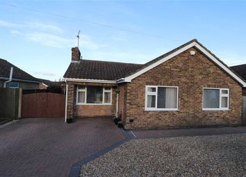 Thumbnail 3 bed bungalow for sale in Thirlmere Close, North Hykeham, Lincoln
