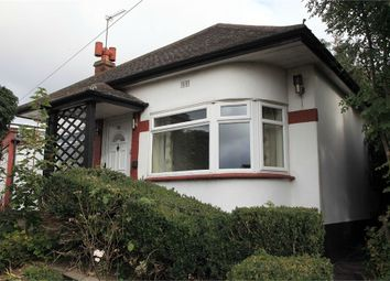 Thumbnail 3 bed detached bungalow for sale in Wood Lane, London