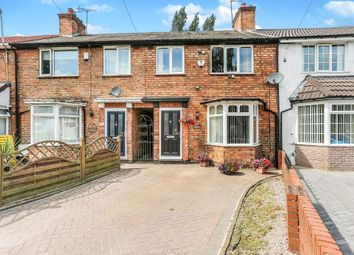 3 bed terraced house for sale in Ninfield Road, Acocks Green, Birmingham B27