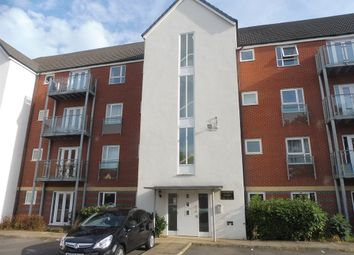 Thumbnail 2 bed flat for sale in Philmont Court, Bannerbrook, Coventry