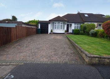 Thumbnail 2 bed semi-detached house for sale in Myrtle Close, East Barnet, Herts