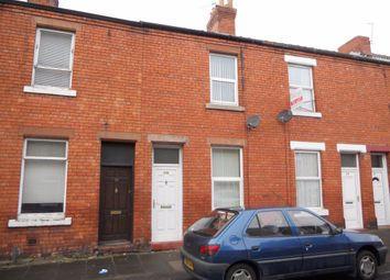 Thumbnail 2 bedroom terraced house to rent in Bower Street, Carlisle