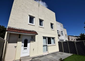 Thumbnail 4 bed end terrace house for sale in Bencleuch Place, Irvine