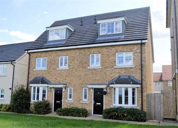 Thumbnail 4 bed semi-detached house to rent in Blenheim Square, North Weald, Epping