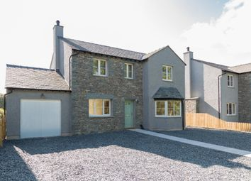 Thumbnail 4 bed detached house for sale in Walna Scar View, Torver, Coniston