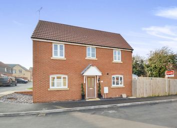 Thumbnail 3 bedroom detached house for sale in Mustang Way, Swindon