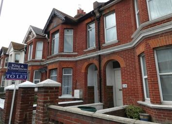Thumbnail 1 bed flat to rent in Brighton Road, Newhaven