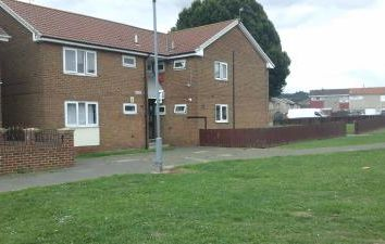 Thumbnail 1 bed flat to rent in Midville Walk, Netherfields, Middlesbrough