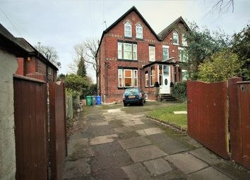 Thumbnail 8 bedroom semi-detached house for sale in Chasewood, Motherwell Avenue, Levenshulme, Manchester