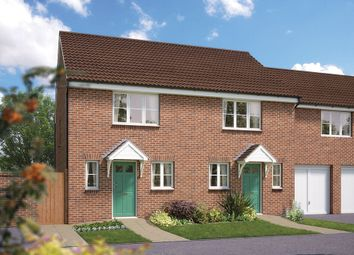 "Thumbnail 2 bedroom property for sale in ""The Amberley"" at Chivenor, Barnstaple"