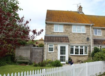 Thumbnail 3 bed end terrace house for sale in Charles Road, Burton Bradstock, Bridport, Dorset