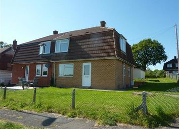 Thumbnail 3 bed semi-detached house to rent in Danes Hill, Sedbury, Chepstow