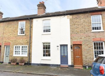 Thumbnail 3 bed cottage for sale in Radnor Road, Weybridge, Surrey