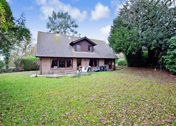 Thumbnail 4 bed detached house for sale in Main Road, Hadlow Down, Uckfield, East Sussex