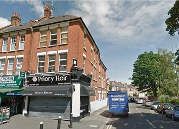 Thumbnail 3 bed flat to rent in Priory Road, London