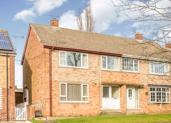 Thumbnail 3 bed semi-detached house for sale in Chaucer Avenue, Scunthorpe
