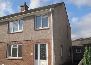 Thumbnail 3 bed semi-detached house to rent in Glantwrch, Ystalyfera, Ystalyfera, Swansea.