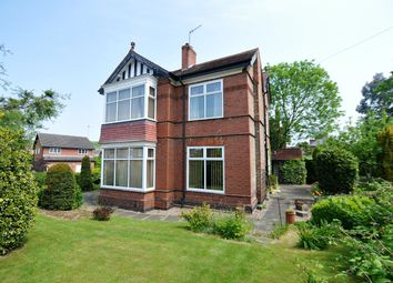 Thumbnail 5 bed detached house for sale in Woods Lane, Burton-On-Trent