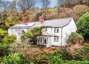 Thumbnail 2 bed semi-detached house for sale in Quarry Road, Glyn Ceiriog, Llangollen