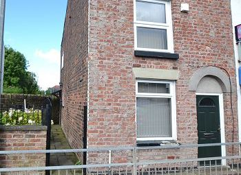 Thumbnail 2 bed semi-detached house for sale in Park Lane, Macclesfield