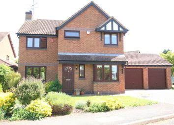 Thumbnail 4 bed detached house for sale in Cooks Meadow, Edlesborough, Bucks