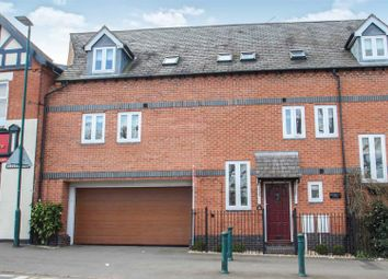 Thumbnail 4 bed town house for sale in Cross Green, Rothley, Leicester