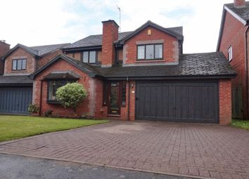 Thumbnail 5 bed detached house for sale in Shrubbery Close, Walmley, Sutton Coldfield