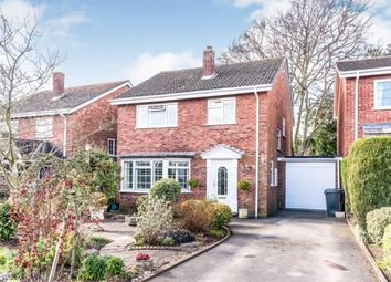 Sandford Close, Hill Ridware, Near Lichfield, Staffordshire WS15. 4 bed link-detached house for sale