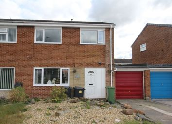 Thumbnail 3 bed semi-detached house for sale in Burnsall Close, Carlisle