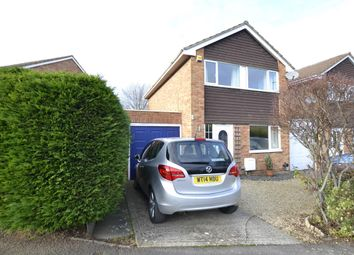 Thumbnail 3 bed detached house for sale in Guise Avenue, Brockworth