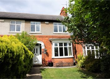 Thumbnail 3 bed terraced house for sale in Scartho Road, Grimsby