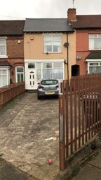 Thumbnail 3 bed terraced house to rent in Hillaries Road, Birmingham